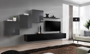 ASM Switch X Wall Unit Graphite/Black