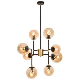 Domoletti Alisa P17242-8 Ceiling Lamp 8x40W E14