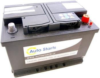 Auto Starts 12V 74Ah 680A