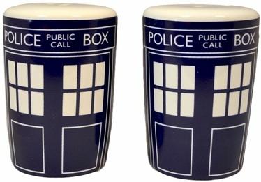Doctor Who Salt & Pepper Set DWHW13044