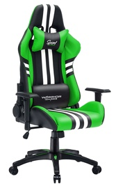 Warrior Chairs Sport Extreme Gaming Chair Black/Green