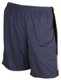 Bars Mens Football Shorts Blue 190 M