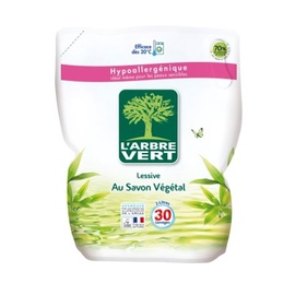 Жидкое моющее средство Larbre Vert Vegetal Refill, 2 л