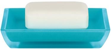 Spirella Freddo Soap Dish Plastic Blue