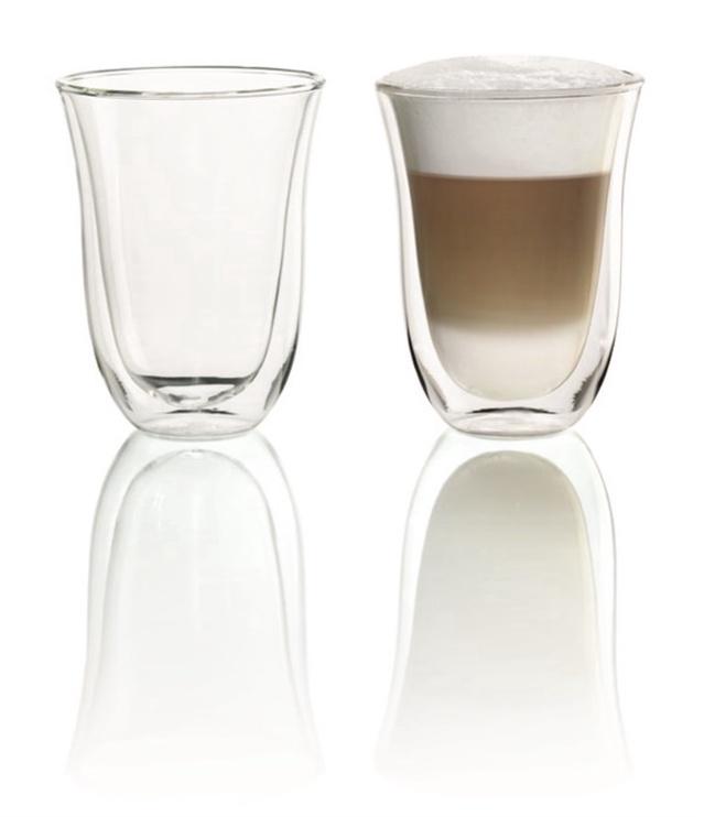 Klaastasside komplekt De'Longhi 220 ml, 2 tk
