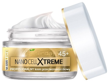 Bielenda Nano Cell Xtreme Professional Anti Wrinkle Face Cream 45+ Day SPF8 50ml