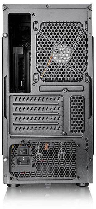 Thermaltake Versa H13 Mini Tower mATX Black CA-1D3-00S1NN-00