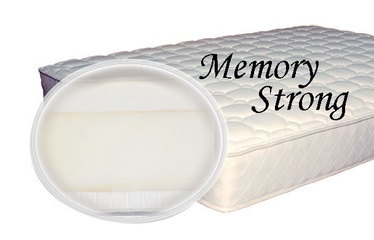 Madrats SPS+ Memory Strong, 100x200x23 cm