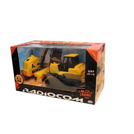 MÄNGUASI MASIN RC RADIOCOM 40751