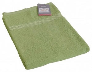 Verners Frotee Wick Pattern 50x100cm Olive Green