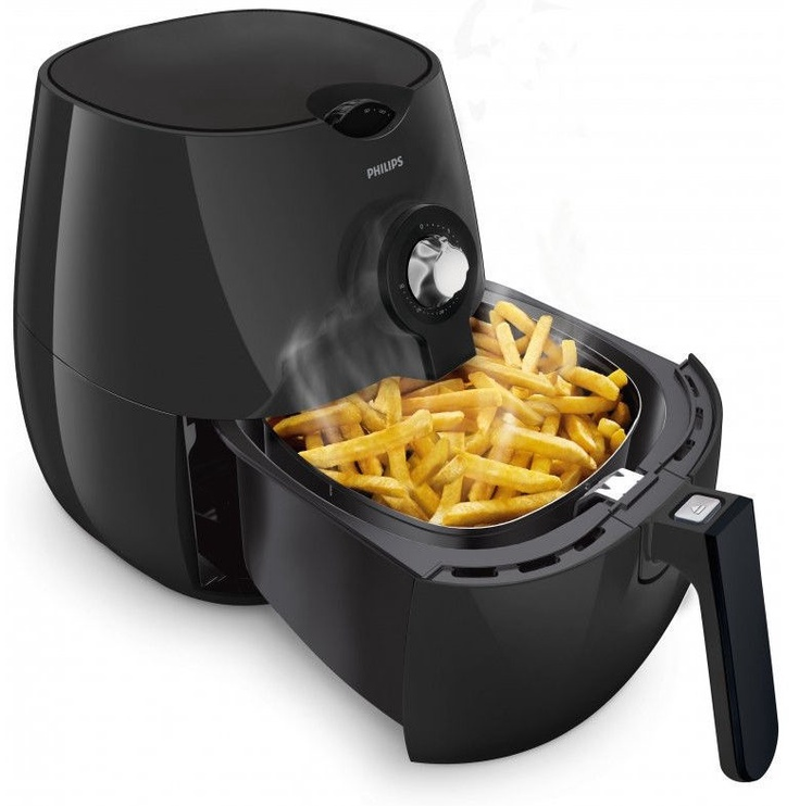 Philips Daily Collection Airfryer HD9250/50 Black