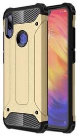 Hurtel Hybrid Armor Back Case For Xiaomi Redmi 7 Gold