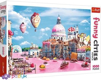 Pusle Trefl Sweets In Venice 10598, 1000 tk