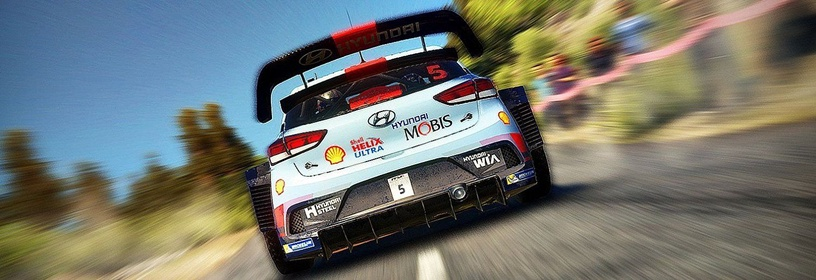 WRC 7: FIA World Rally Championship PC