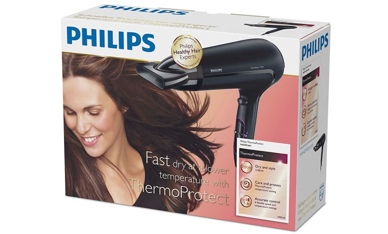 Föön Philips DryCare Advanced ThermoProtect HP8230