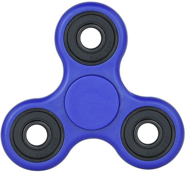 Fidget Spinner 608-2RS Blue