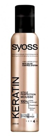 Syoss Keratin Care Hair Mousse 250ml