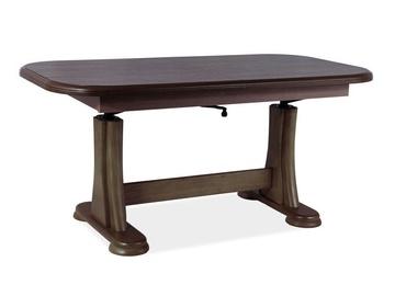 Signal Meble Artur Adjustable Table Walnut
