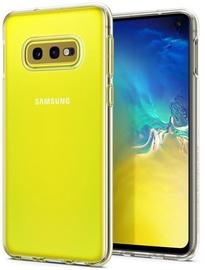 Spigen Liquid Crystal Back Case For Samsung Galaxy S10e Transparent