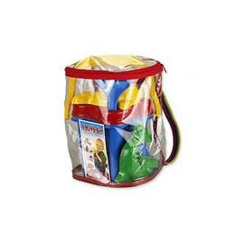 Набор игрушек для песочницы Hemar 00070, 6 шт.