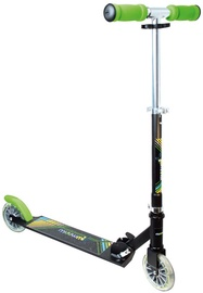 Muuwmi Aluminium Scooter Neon 125mm Green