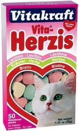 Vitakraft Vita-Herzis 50 Tablets