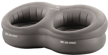 Easy Camp Movie Seat Double Grey 300048