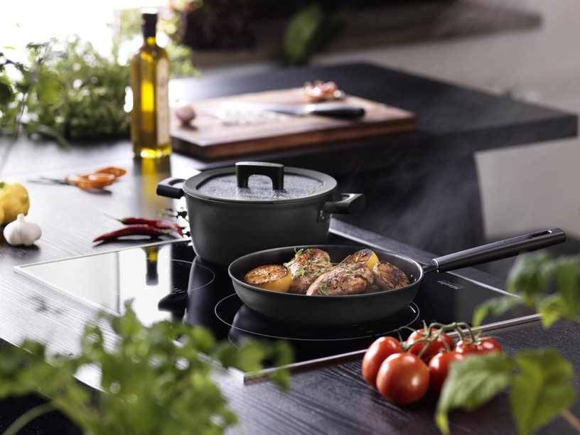 Fiskars Hard Face Frying Pan 24cm