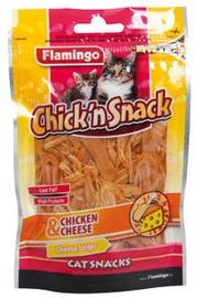 Karlie Flamingo Chick'n Chicken & Cheese 85g