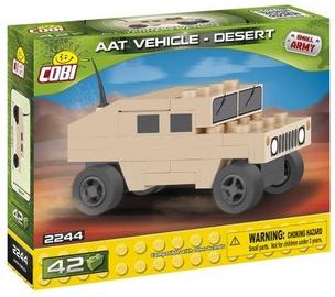 Cobi Small Army NATO AAT Vehicle Desert Nano 42pcs 2244