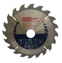 HausHalt Circular Saw Blade Wood 185x20x18mm