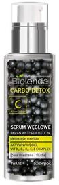 Bielenda Carbo Detox Carbon Face Serum Day / Night 30g