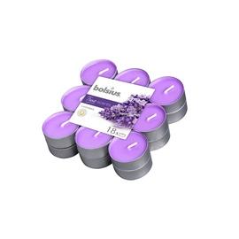 Ароматическая свеча Bolsius Lavender, 18 шт.