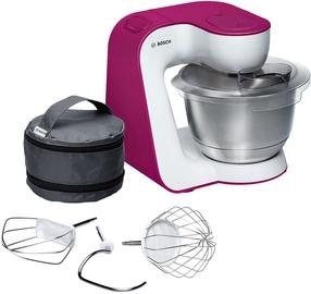Bosch Kitchen Machine MUM54P00 White/Purple