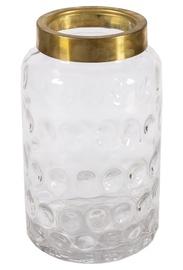 Home4you Luxo Vase D15x26cm Gold
