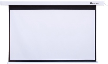 4World Wall/Ceiling Projection Screen 160x120 80''
