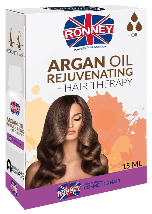 Ronney Argan Oil Rejuvenating Hair Therapy 15ml
