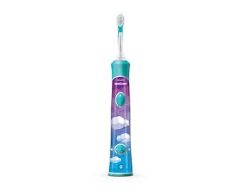 Электрическая зубная щетка Philips HX6321/04, белый/многоцветный