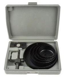 Geko Holesaw Set 64-127mm 8pcs