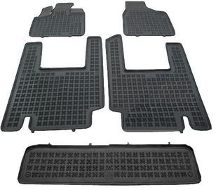 Резиновый автомобильный коврик REZAW-PLAST Chrysler Voyager V 7 Seats 2006, 5 шт.