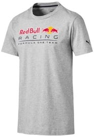 Puma Red Bull Racing Logo T-Shirt 595370-02 Grey XL