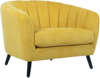 Home4you Melody Armchair Yellow