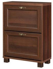 Шкаф для обуви Bodzio Grenada G60 Walnut, 600x290x850 мм