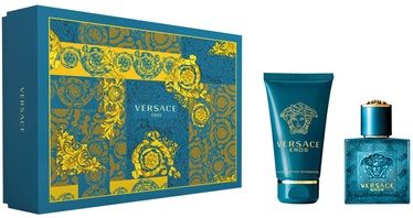 Komplekt meestele Versace Eros 30 ml EDT + 50 Shower Gel New Design