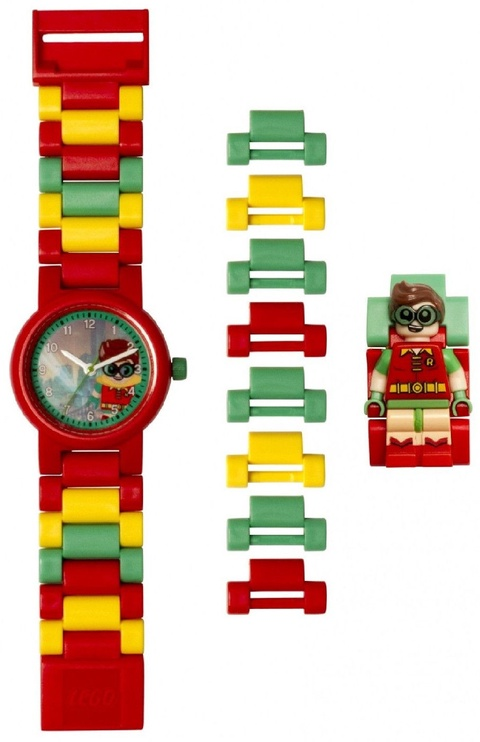 LEGO Minifigure Link Buildable Watch Robin 8020868