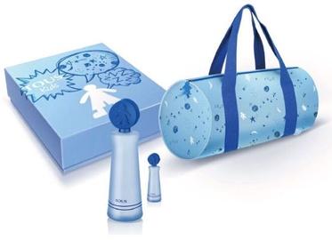 Tous Kids Boy 100ml EDT + 4ml EDT + Handbag