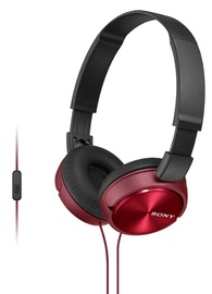 Kõrvaklapid Sony MDR-ZX310AP Red