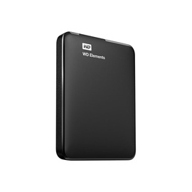 "Western Digital 2.5"" Elements Portable 1TB Black"