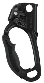 Petzl Ascender Ascension B17ALN B17ARN Left Black