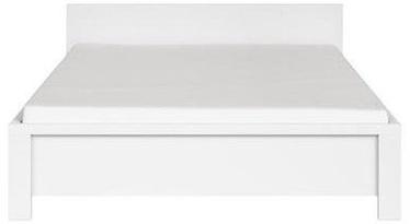 Black Red White Bed Karet 146x206.5